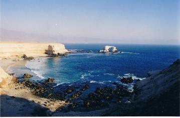 Les portes du Pacifique Chilien